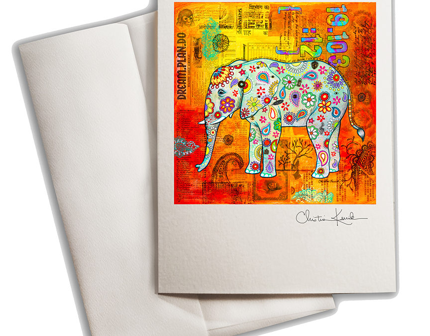 Greetings the cards christine kerrick art greetings the cards m4hsunfo